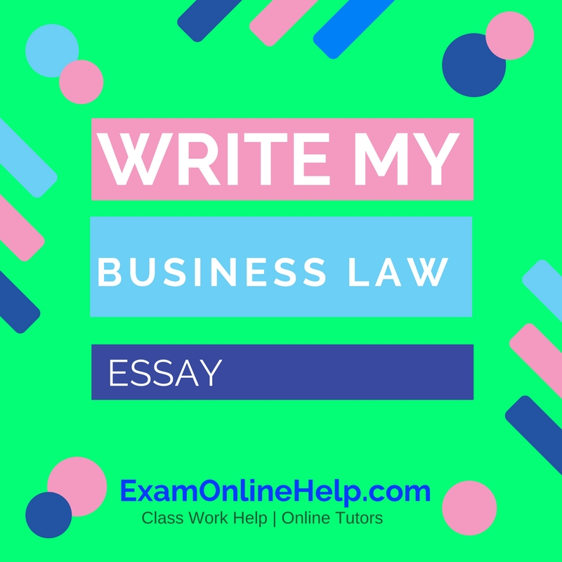 Personal Essay Thesis Statement Write My Business Law Essay Essay Topics High School also The Yellow Wallpaper Essays Write My Business Law Essay  Exam Quiz And Class Help Service What Is A Thesis In An Essay